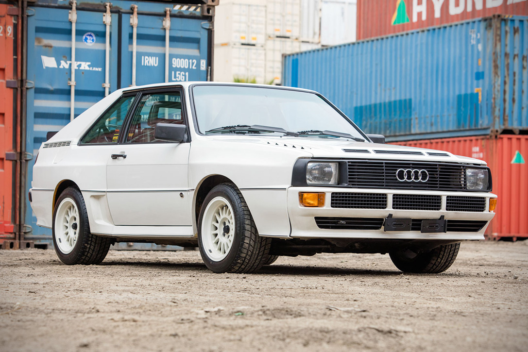 Auction Block: Group B Rally Car Collection | HiConsumption