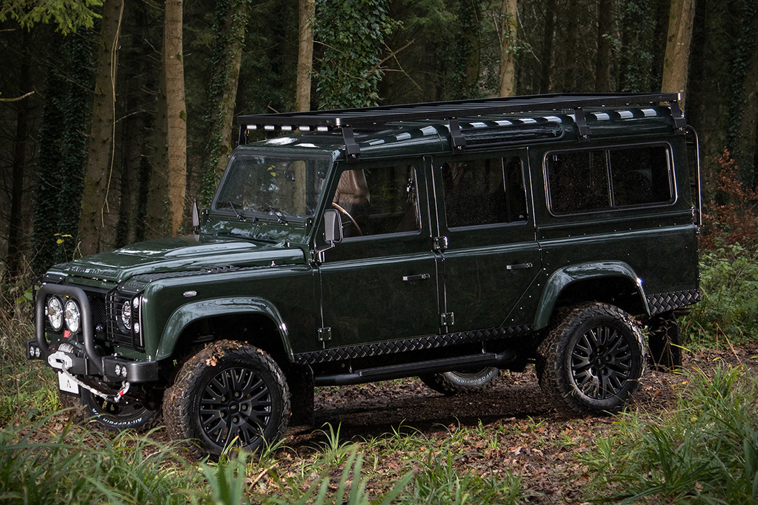 Land Rover Defender 110 Koop By Arkonik Hiconsumption