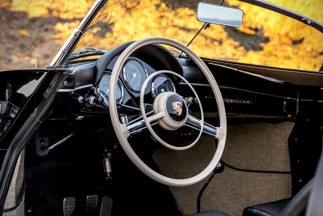 Steve Mcqueen S 1956 Porsche 356 Speedster Hiconsumption