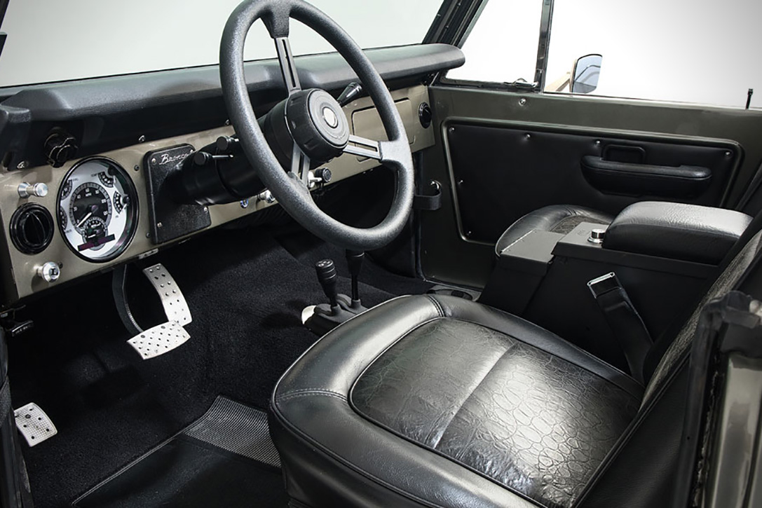 1977 Ford Bronco Dallas By Cfb Hiconsumption