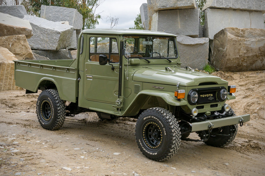 1978 Toyota Land Cruiser HJ-45 By Legacy Overland ...