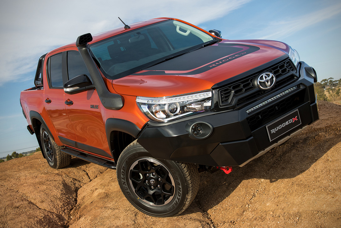 Toyota Hilux Rocco 2018 >> 2018 Toyota HiLux Rugged X | HiConsumption