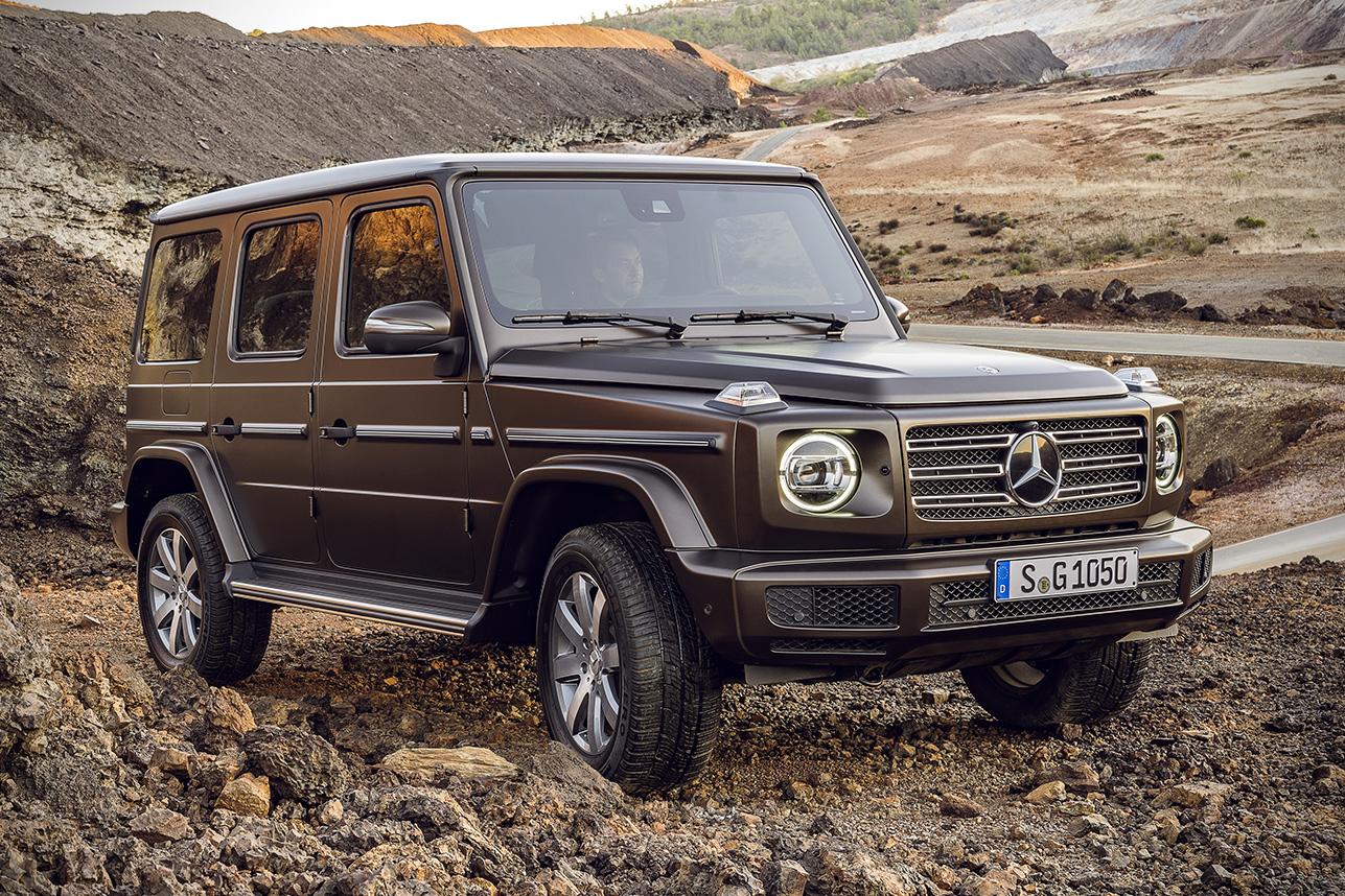 2019 Mercedes-Benz G-Class   HiConsumption