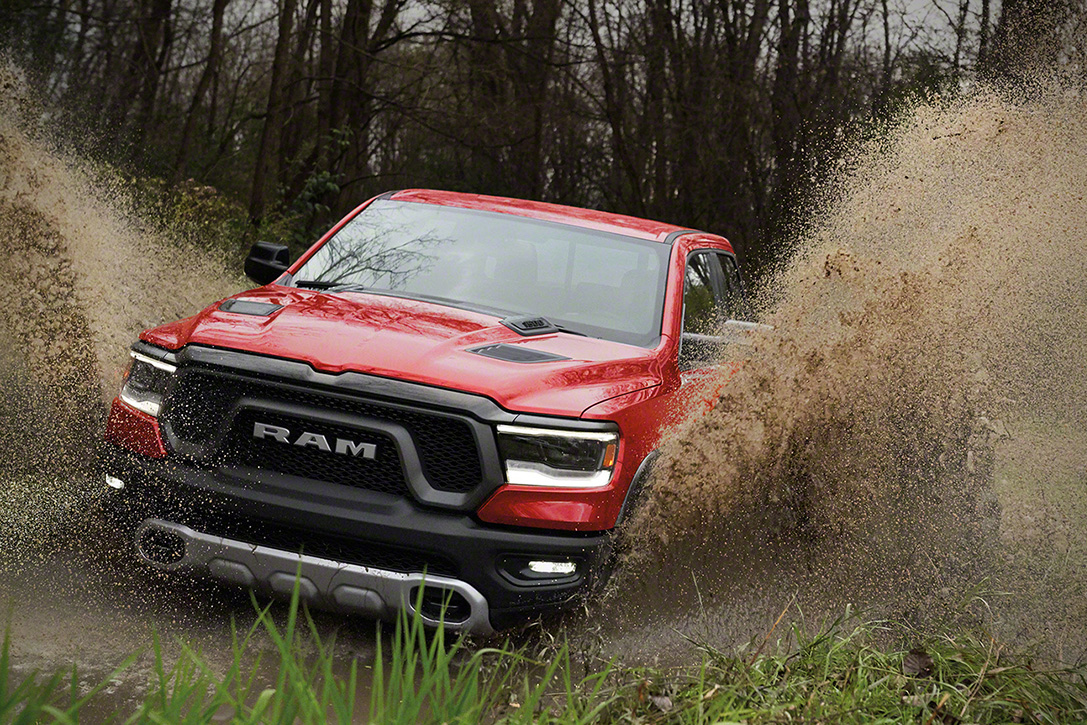 2019 Dodge Ram 1500 Pickup Trucks | HiConsumption