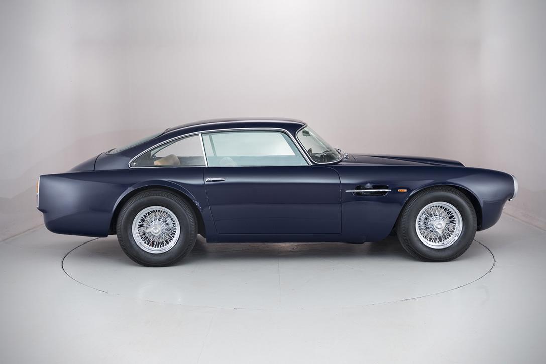 Aston Martin Newport Pagnell >> 1959 Aston Martin DB4 | HiConsumption
