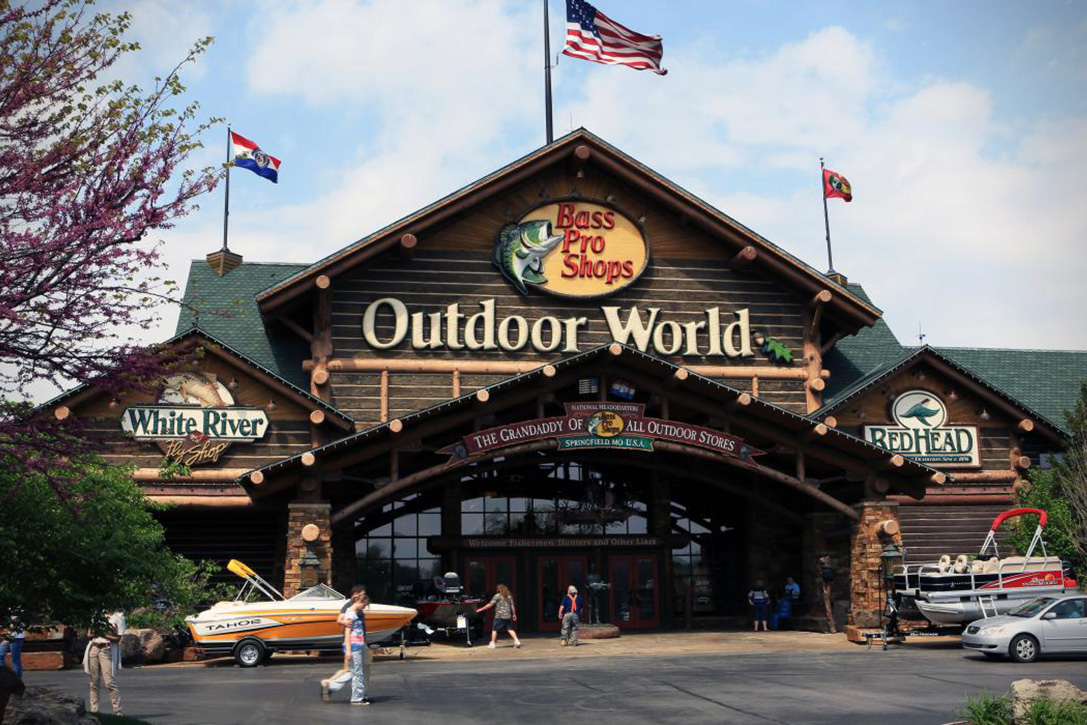 Retail Therapy: 25 Best Outdoor Stores In America | HiConsumption