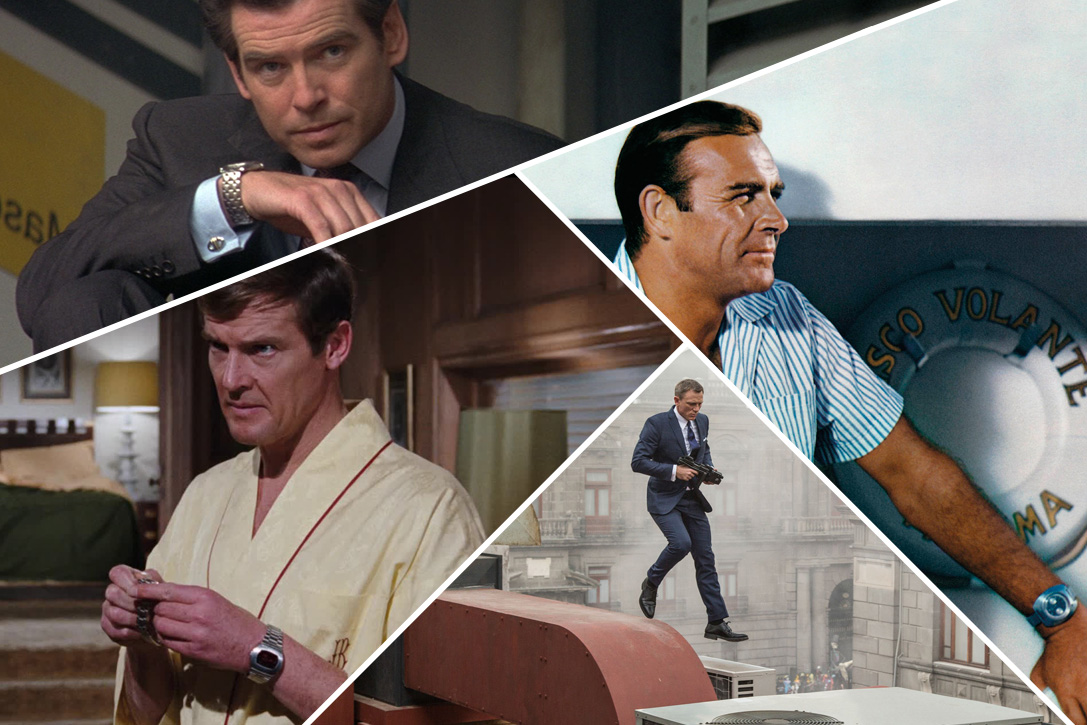 From Q With Love: 12 Best Bond Watches