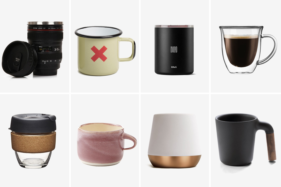 Hot 'n' Ready: 20 Best Coffee And Tea Mugs
