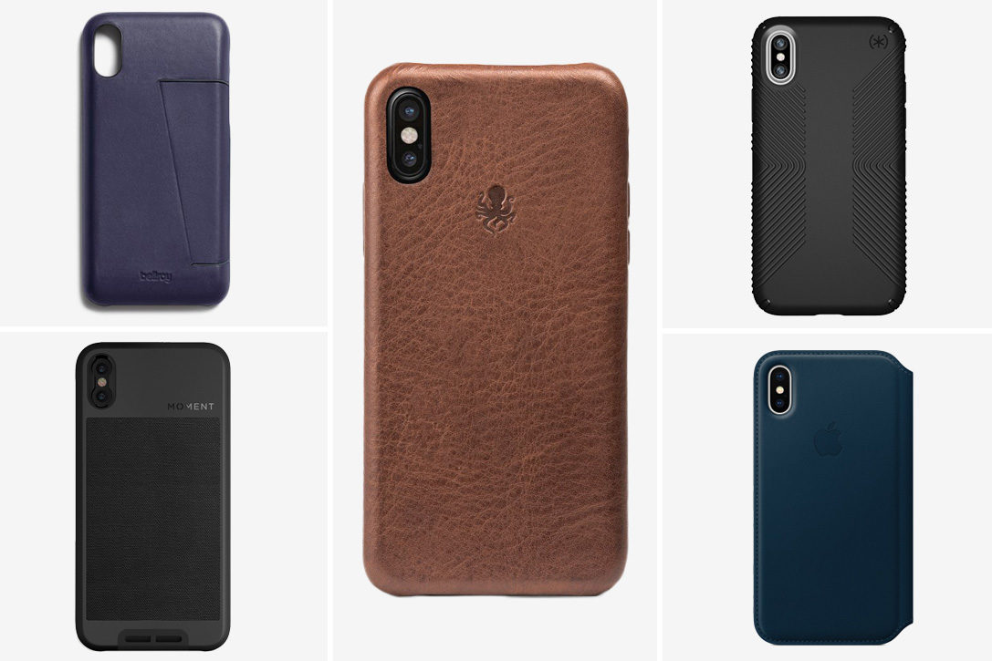 separation shoes 41c87 2e613 Under Wraps: 20 Best iPhone X Cases | HiConsumption