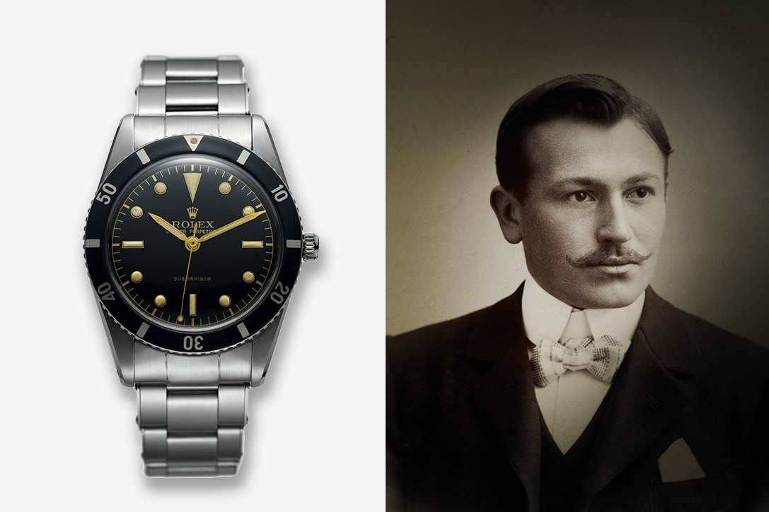 The Complete History of the Rolex Submariner