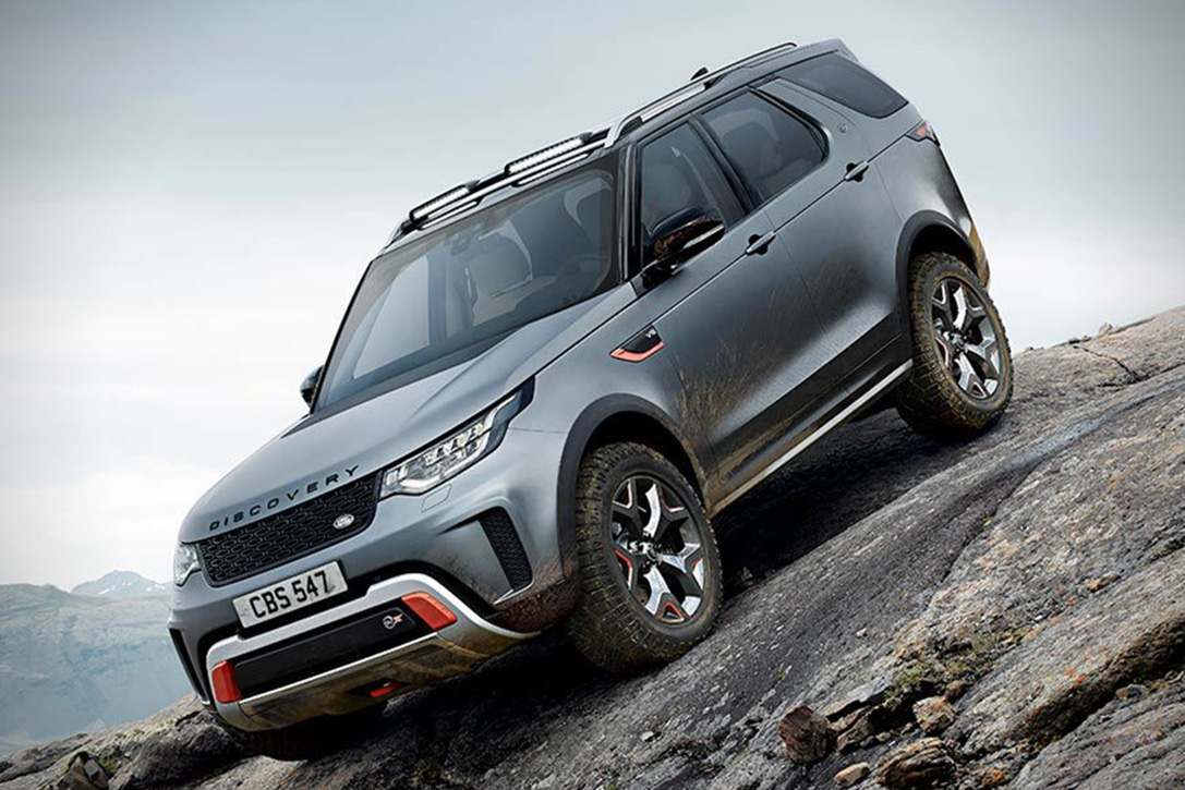 Factory Equipped 12 Best Off Road 4x4s You Can Buy Hiconsumption Nissan Xtrail Offroad Modified Land Rover Discovery Svx