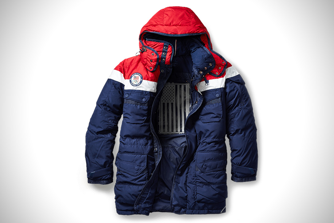 Ralph Lauren Heated Olympic Jacket Hiconsumption