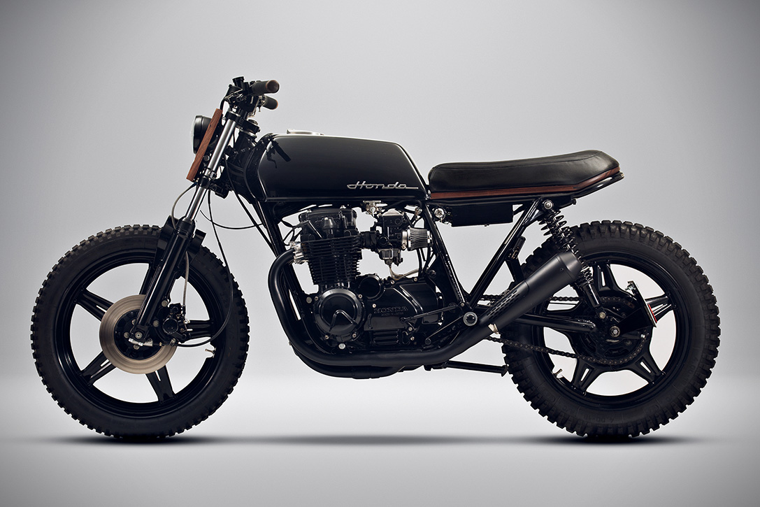 Cb Bike Background 2018 2 Ritesh Creations: 1980 Honda CB650 'BL2' By Black Lanes Motors