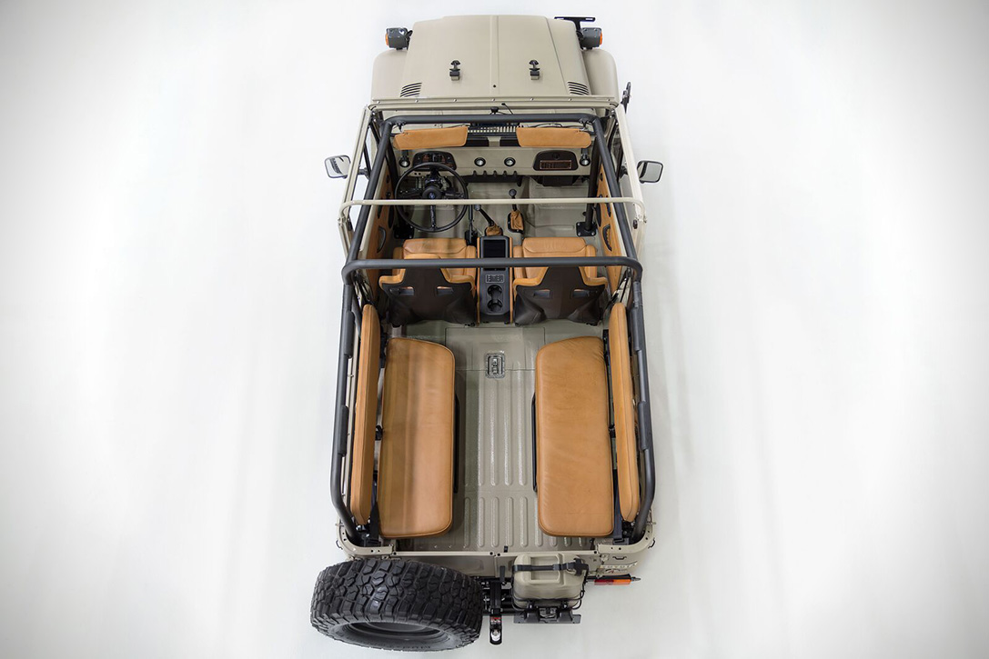 1981 Toyota Land Cruiser FJ43 By The FJ Company | HiConsumption