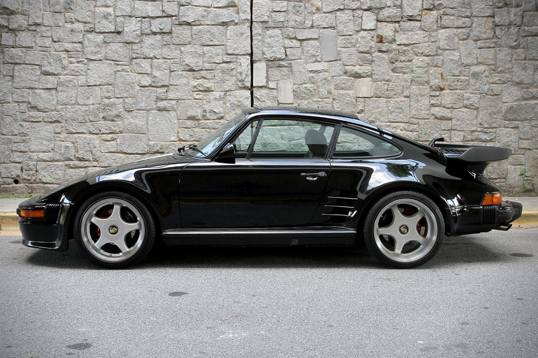 Wallet Multi Tool >> 1985 Porsche 911 Turbo Slantnose | HiConsumption