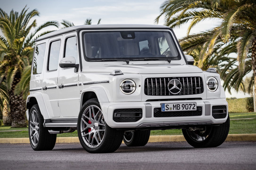 Mercedes G Series 2018 >> 2019 Mercedes-AMG G63 | HiConsumption