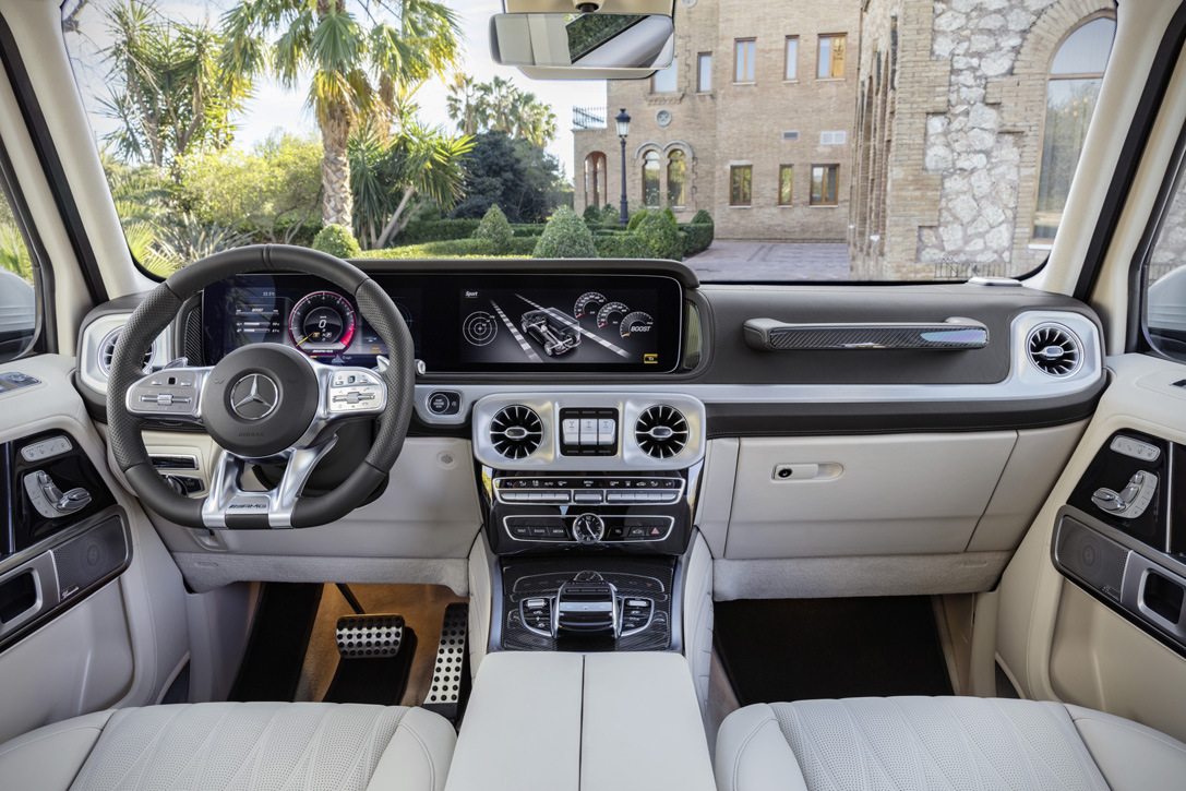 G63 2019 Release Date >> 2019 Mercedes-AMG G63 | HiConsumption