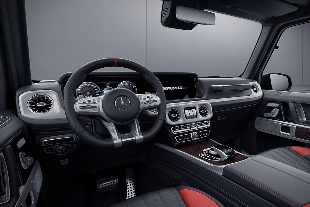 2019 Mercedes Amg G63 Edition 1 Hiconsumption