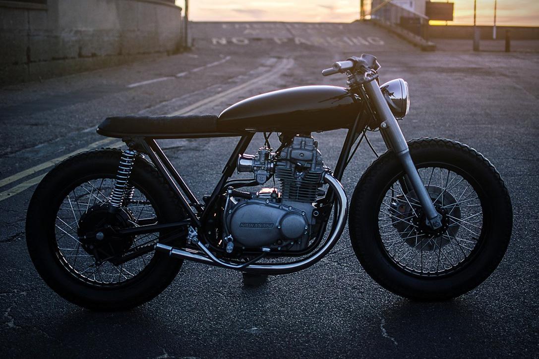 Kawasaki KZ400 Type 14 By Auto Fabrica