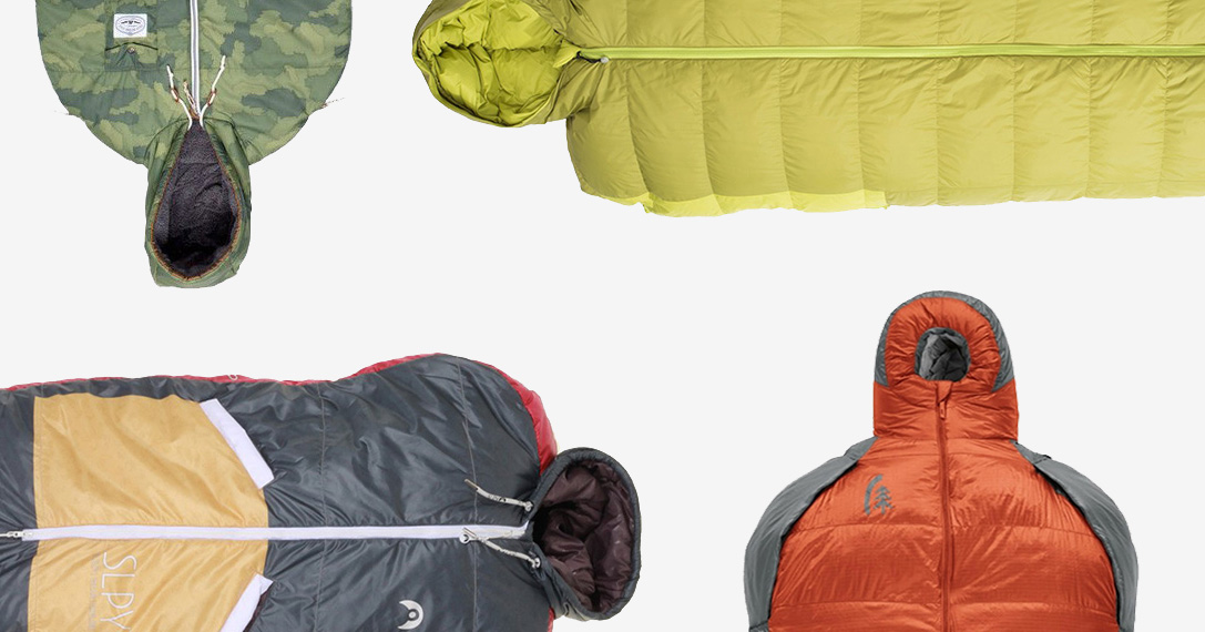 Mummified 8 Best Wearable Sleeping Bags Hiconsumption