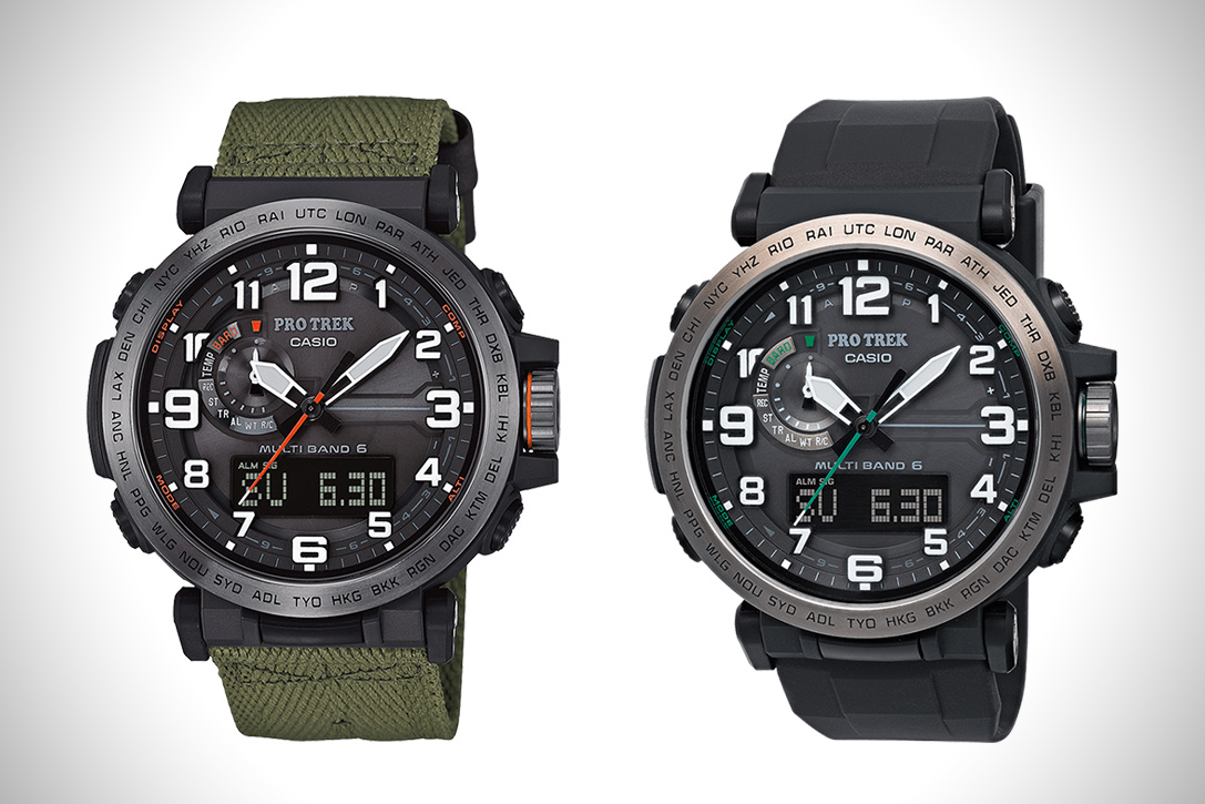 Casio protrek 6600 outdoor watch hiconsumption for Outdoor watches
