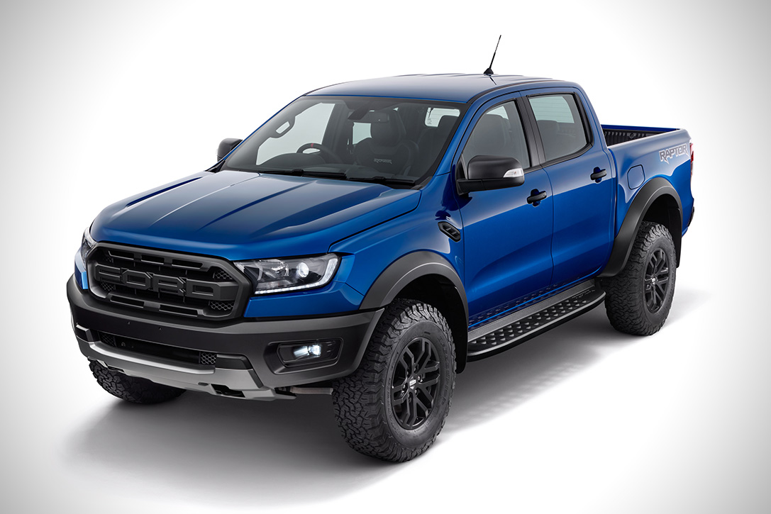 Ford Ranger Raptor Exterior on Focus Svt Body Parts