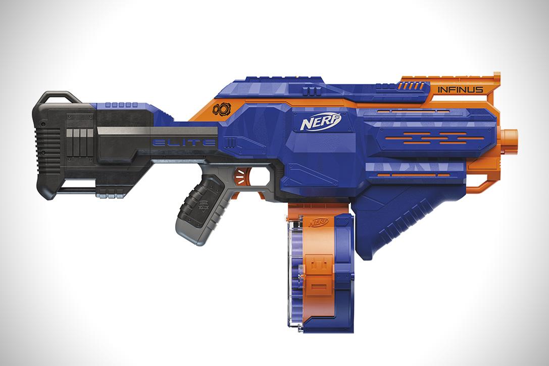Nerf N-Strike Elite Infinus Blaster | HiConsumption