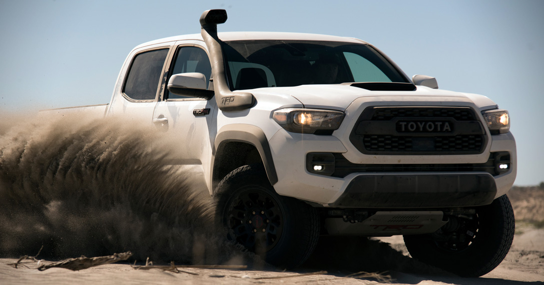 Tundra Trd Pro >> 2019 Toyota TRD Pro Lineup | HiConsumption