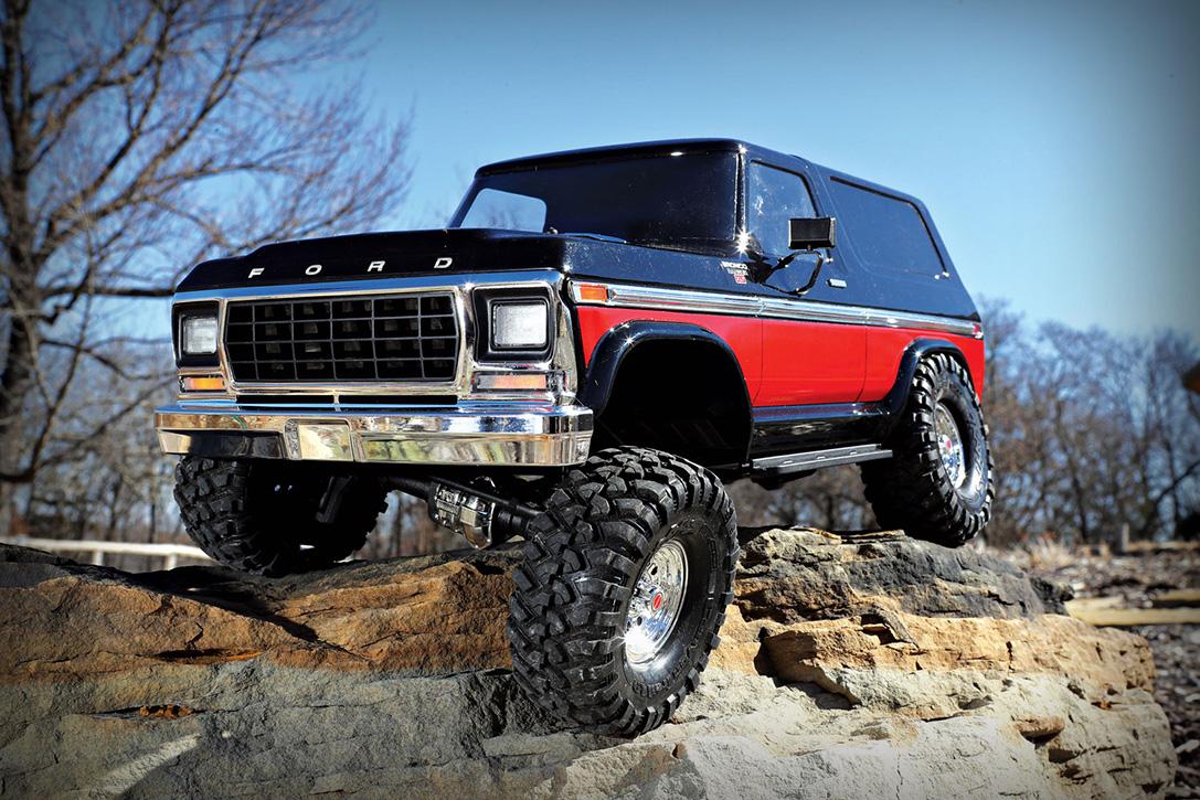 Traxxas Trx 4 Ford Bronco Hiconsumption