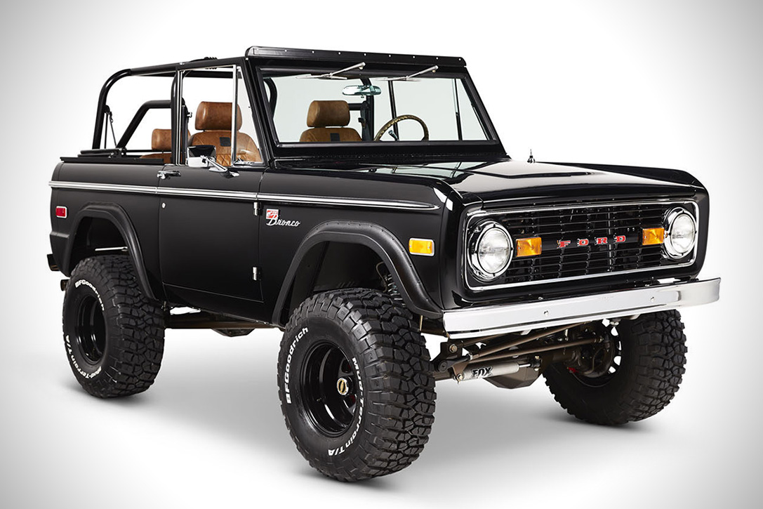 """1971 Ford Bronco """"Aspen"""" By CFB 