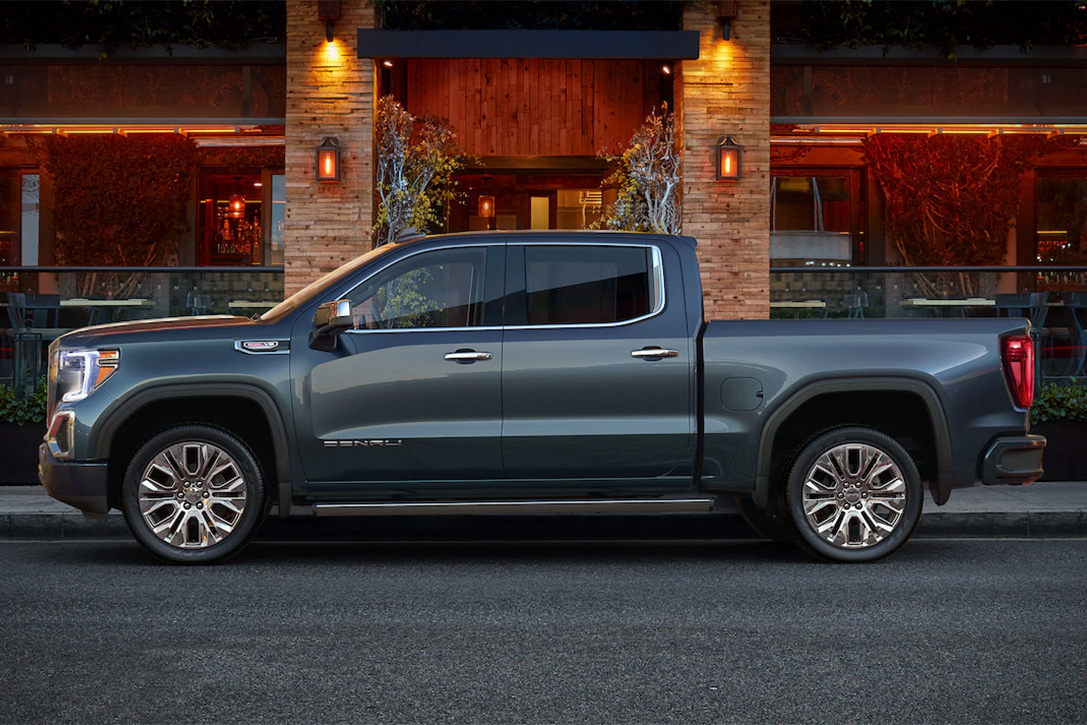 Gmc Pickup Trucks 2018 >> 2019 GMC Sierra 1500 | HiConsumption