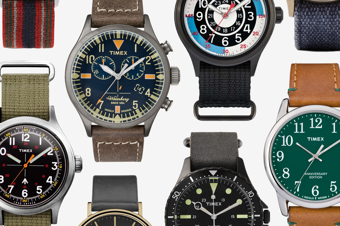 Best Investment Watches >> Cheap Ticks: The 12 Best Timex Watches | HiConsumption