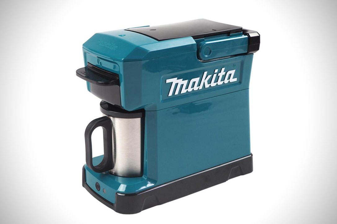 Makita Job Site Coffee Maker Hiconsumption