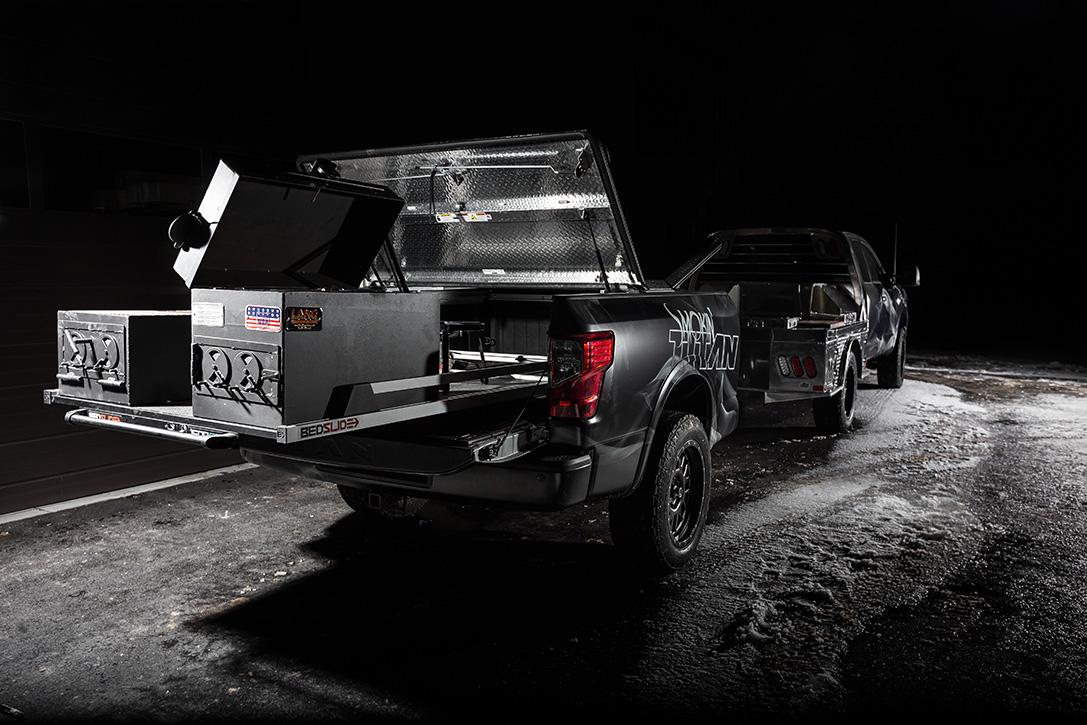 2018 Nissan 'Smokin Titan XD' | HiConsumption