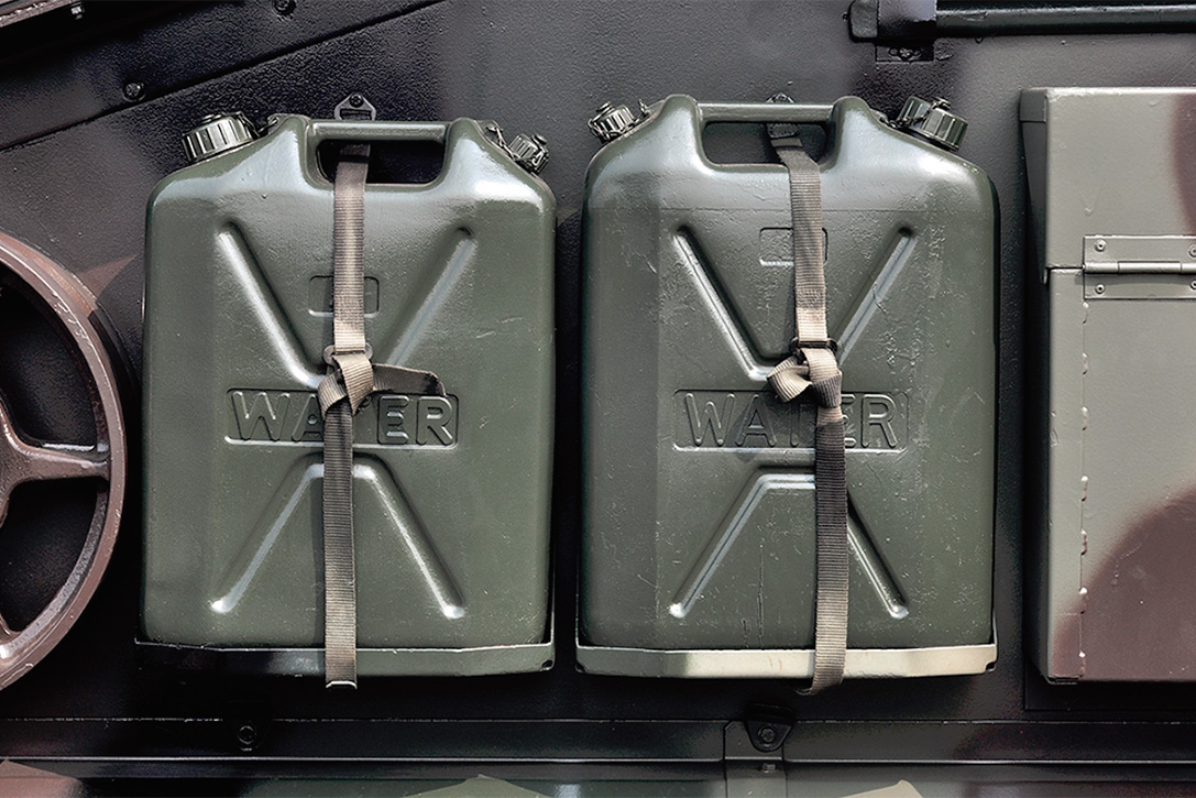 The Complete History of the Jerry Can