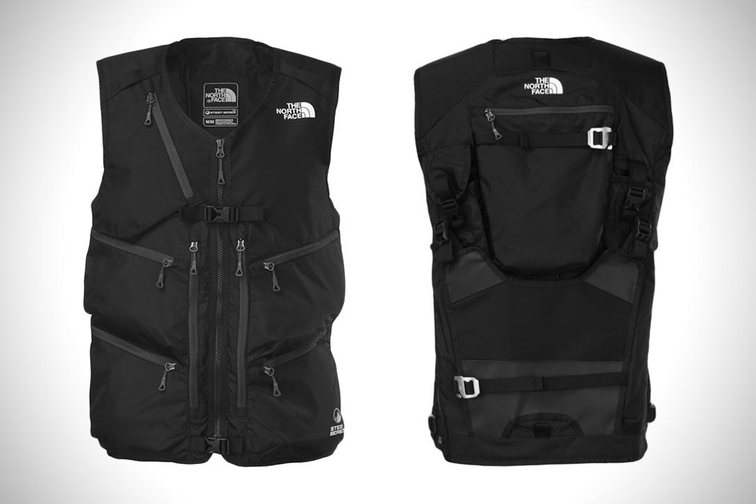 c6e744e10 The North Face Powder Guide Vest | HiConsumption