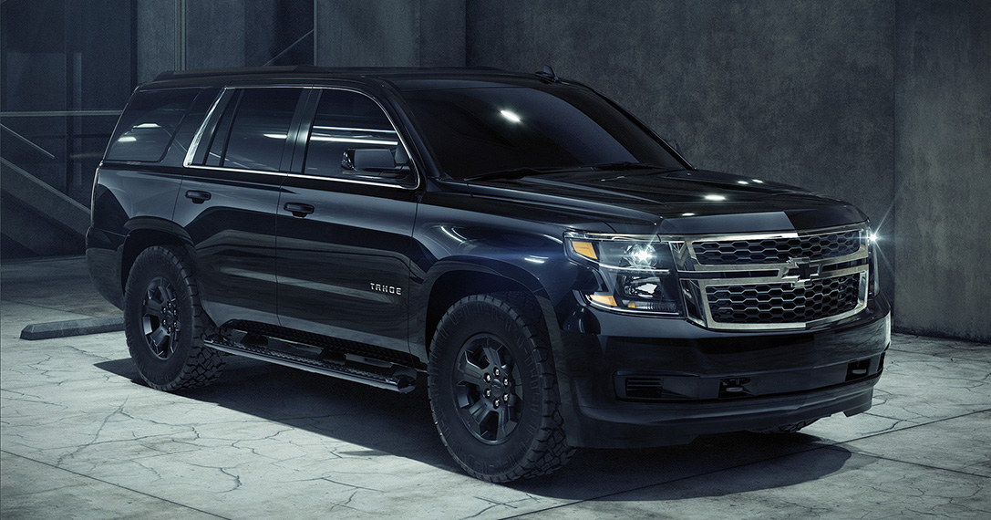 2018 Chevrolet Tahoe Custom Midnight Edition | HiConsumption