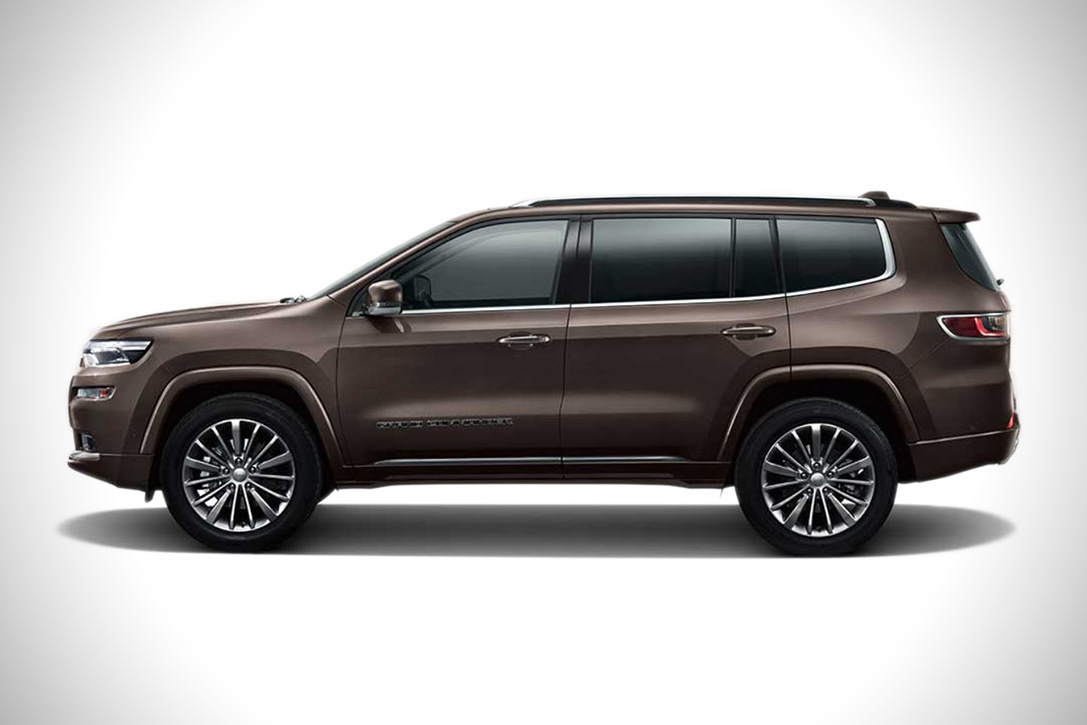 2019 Jeep Grand Commander Crossover SUV | HiConsumption