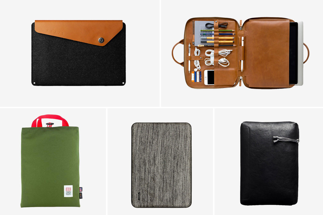 hot sales af534 98e4e Just In Case: 25 Best Macbook Pro Cases | HiConsumption