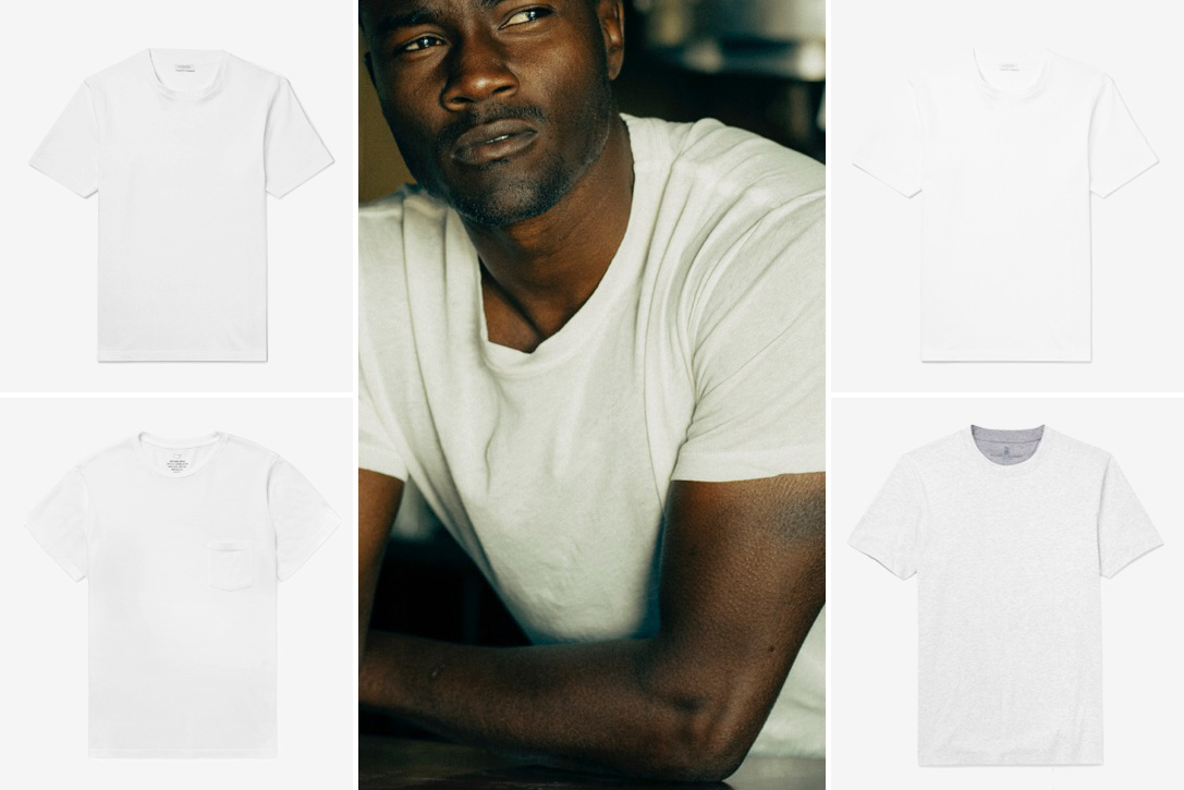 American Canvas: 10 Best White T-Shirts For Men