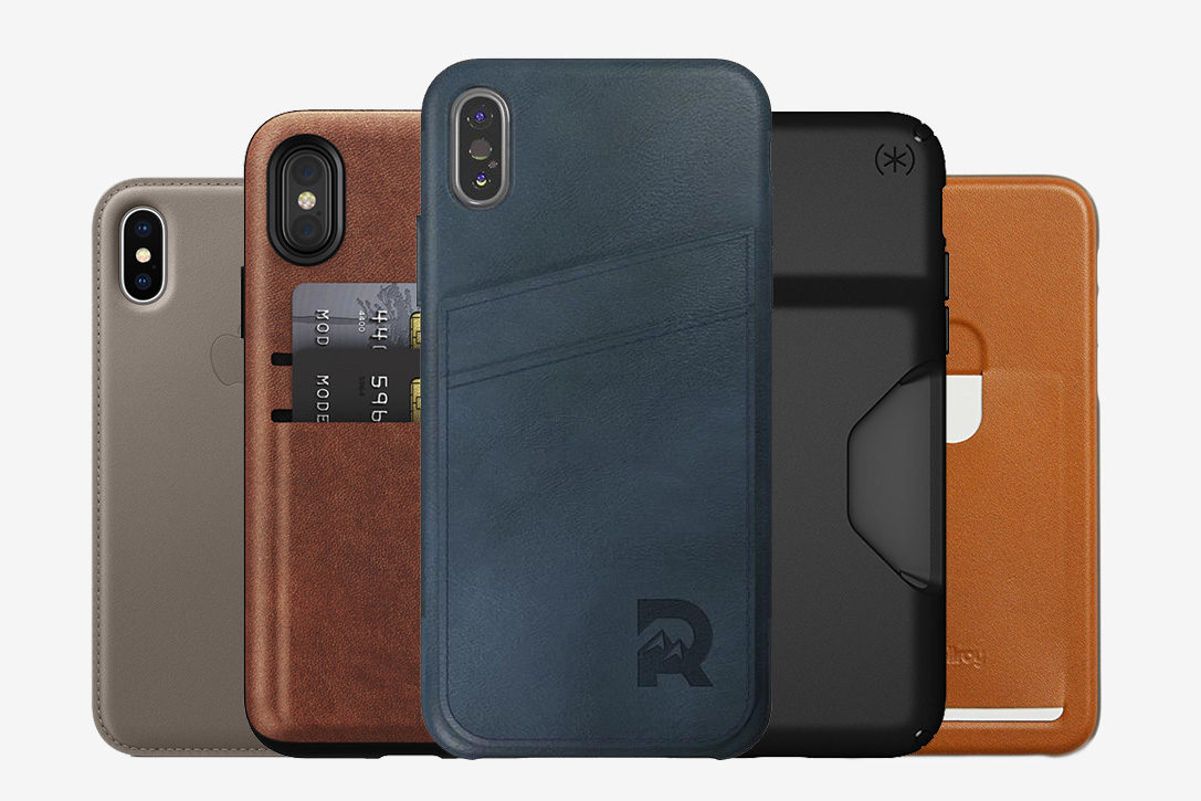 size 40 3c74e b534c The 15 Best iPhone X Wallet Cases Of 2019 | HiConsumption