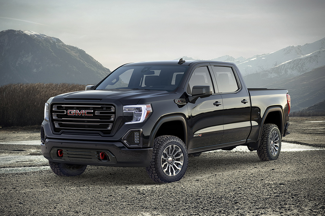 2019 GMC Sierra AT4 Pickup Truck | HiConsumption