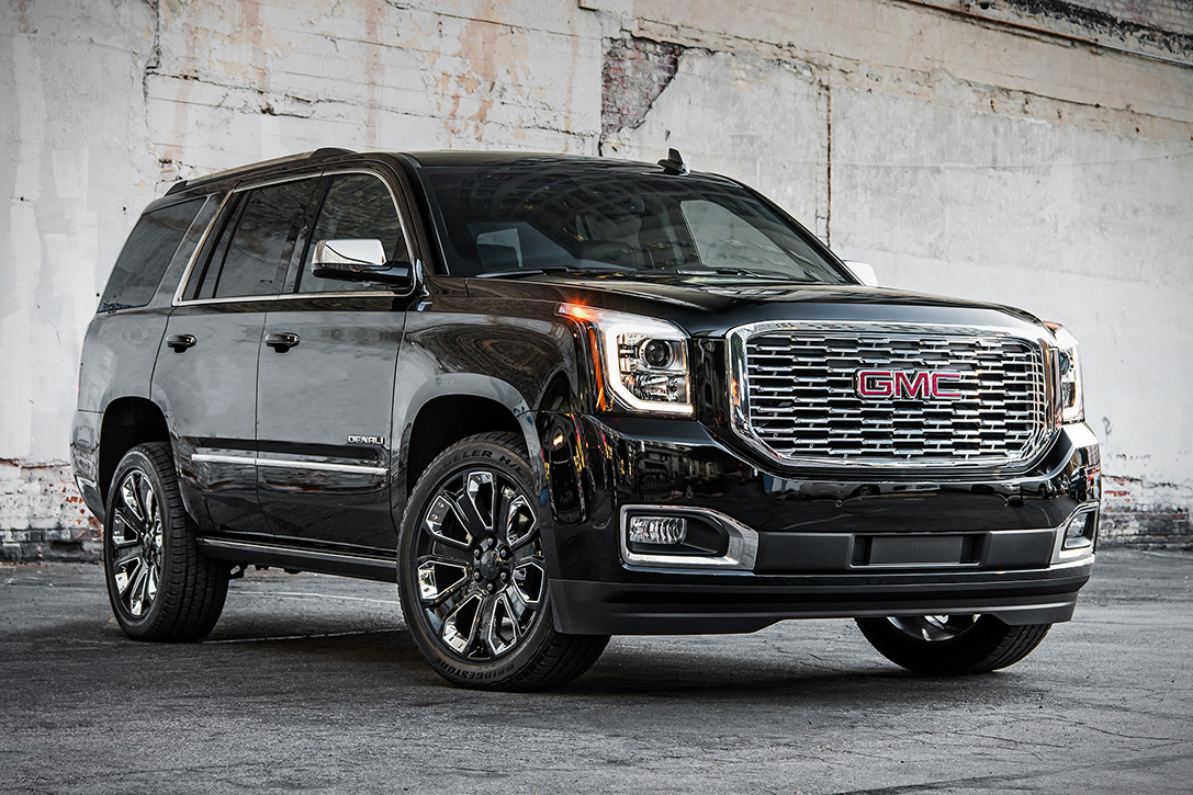Mobile America: 12 Best SUVs Made In USA   HiConsumption