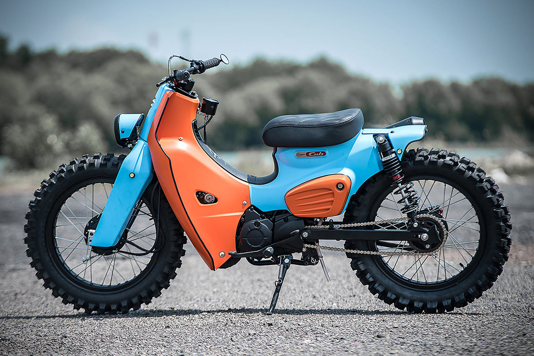 2018 Honda Super Scrambler Cub By K Speed Hiconsumption