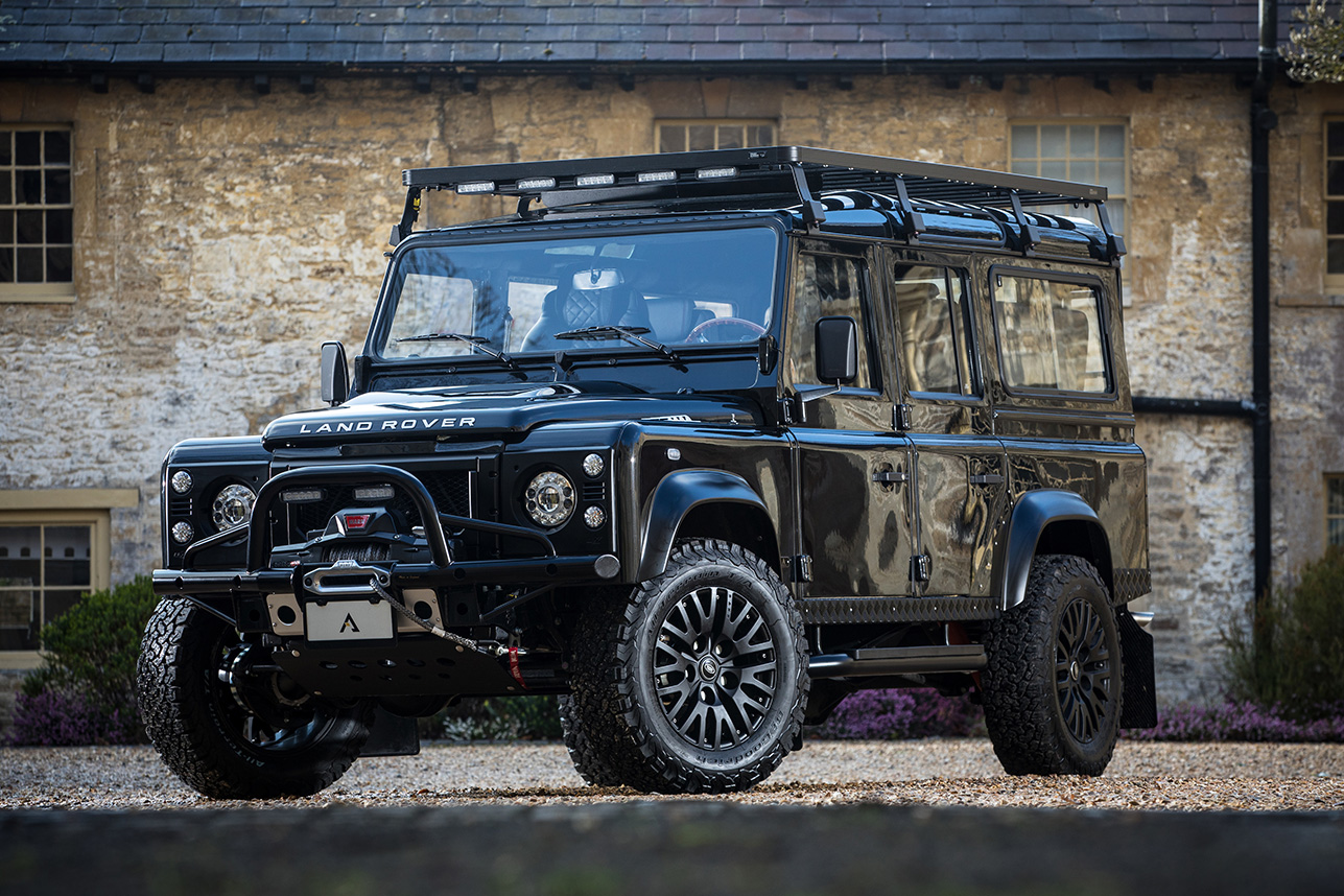Land Rover Defender 110 Quot The Duke Quot By Arkonik Hiconsumption