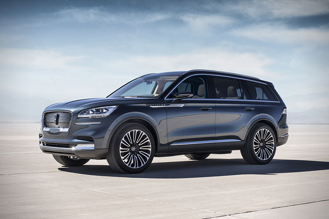 New Ford Explorer >> 2019 Lincoln Aviator | HiConsumption