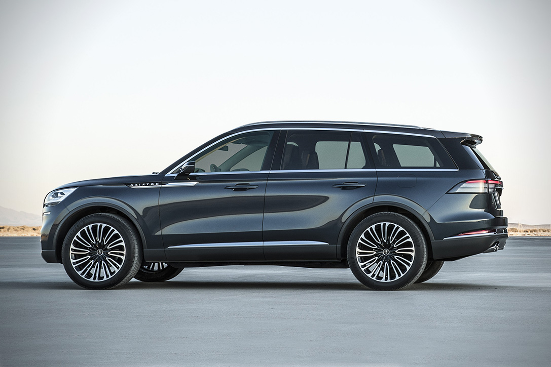 2019 Lincoln Aviator Hiconsumption