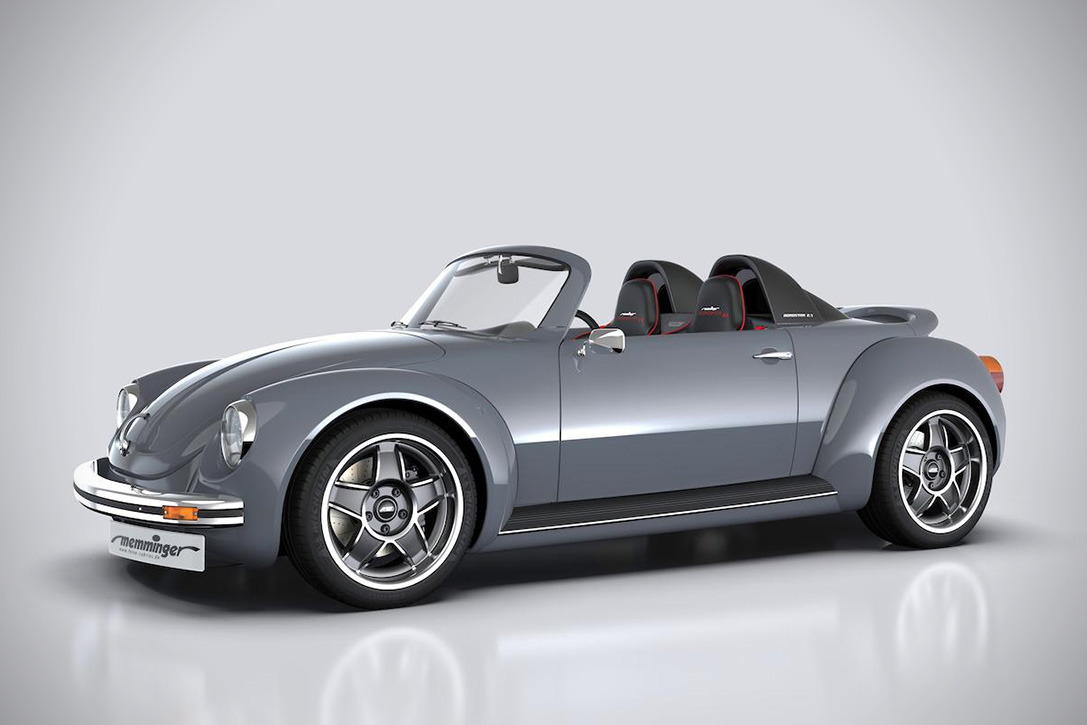 New Century Vw >> VW Beetle Roadster 2.7 by Claus Memminger | HiConsumption