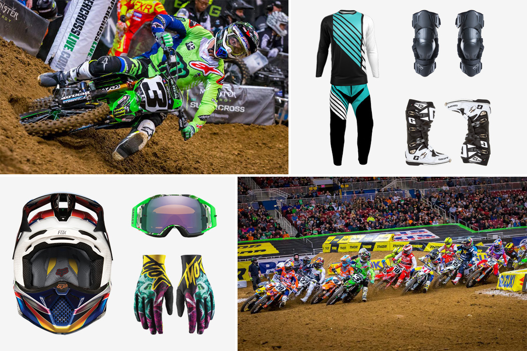 Best Motocross Riding Gear From Pro Riders Hiconsumption