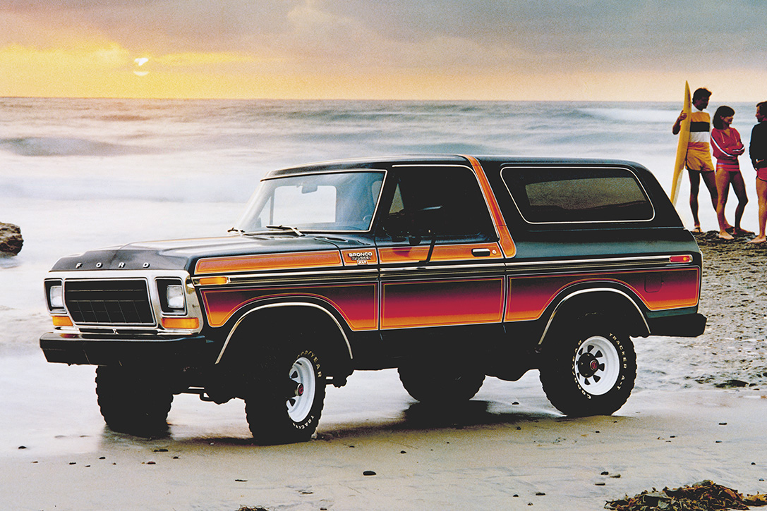 The Complete History Of The Ford Bronco